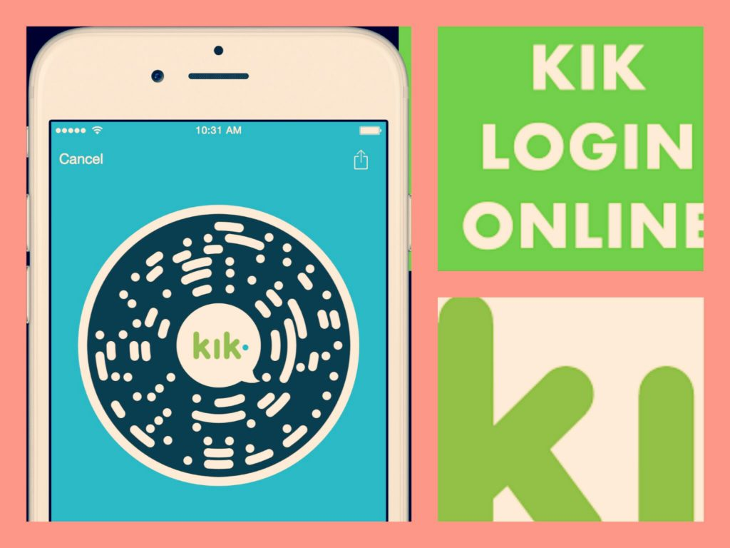 kik mobile login