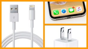 iPhone X Charger or Cable Issues
