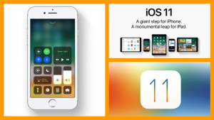 Update your iPhone to iOS 11