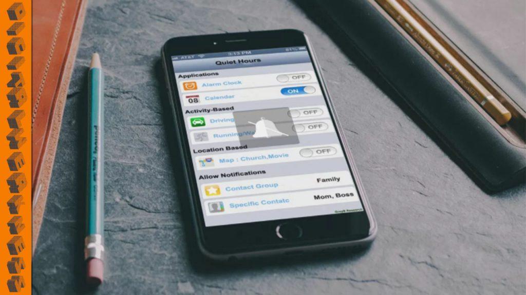 iphone no notification