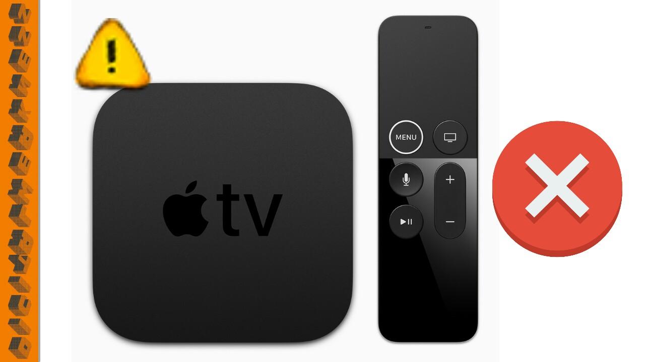 Apple-tv-not-working