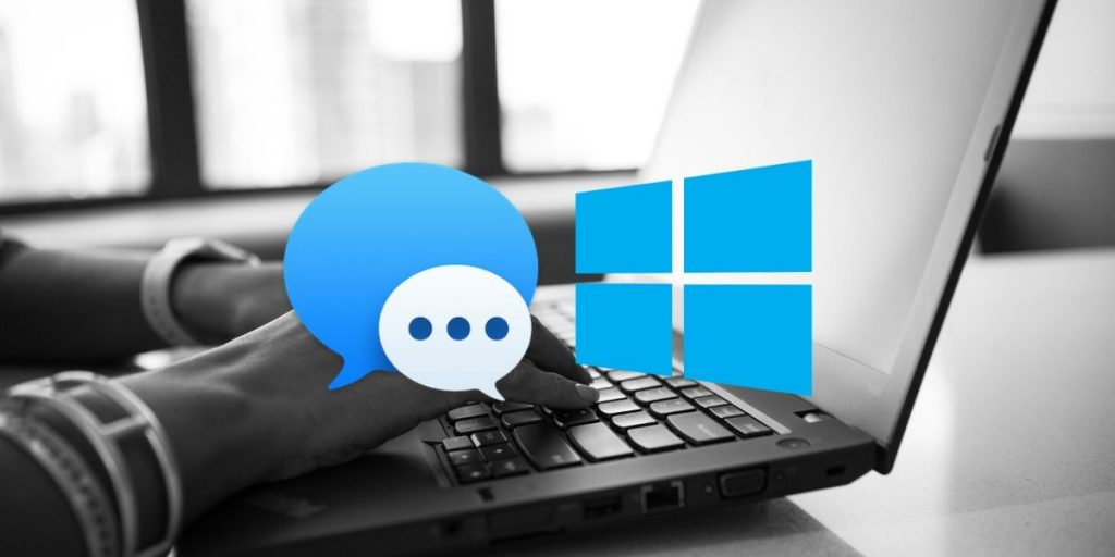 iMessage for Windows