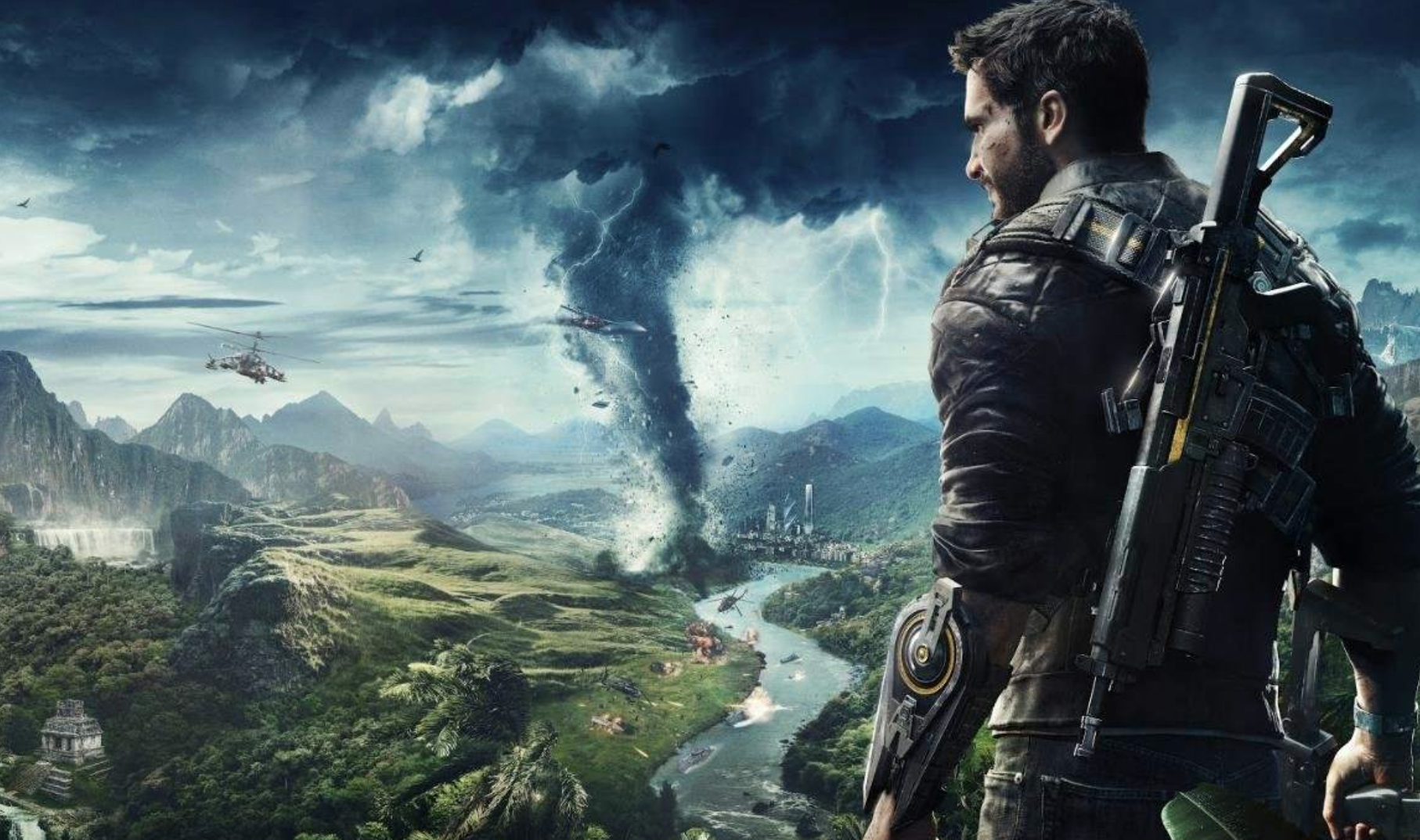 Just Cause 4 Key for XBOX, Playstation and Steam (Email Delivery)
